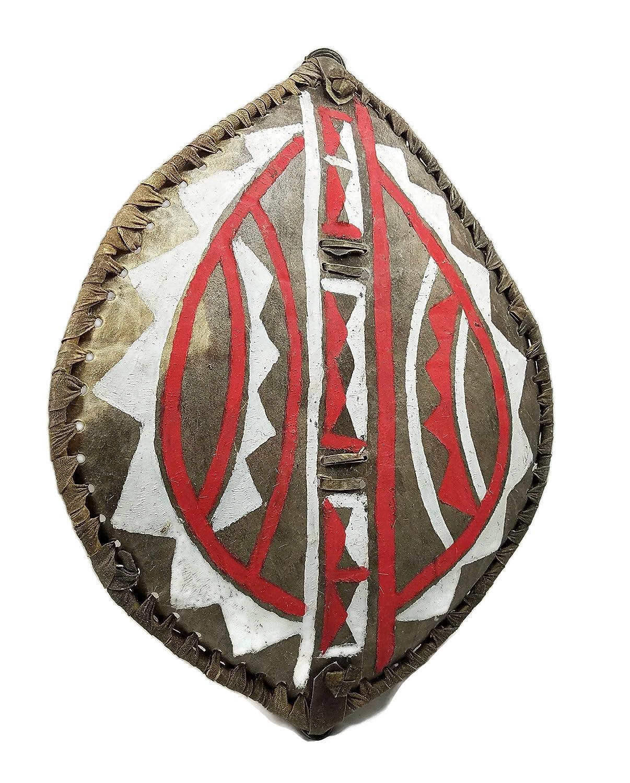 Amazon com: Decorative Hand Painted Maasai/Masai Warrior