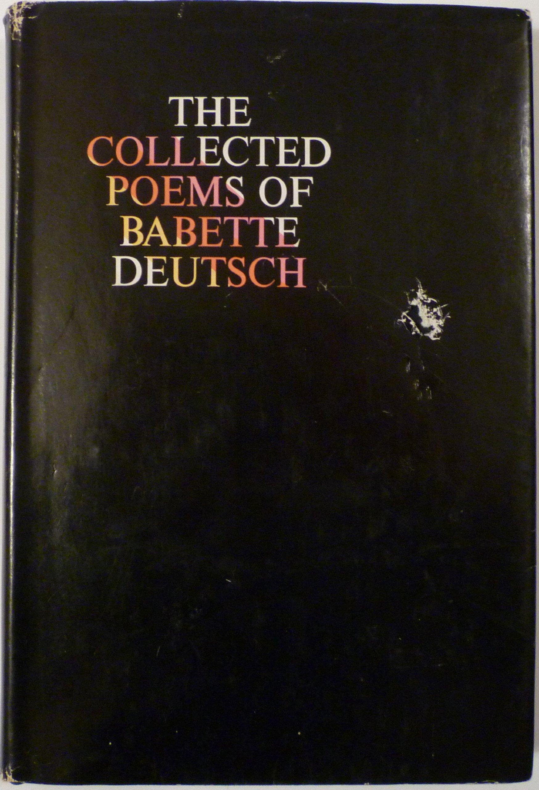 Babette Deutsch dictionary