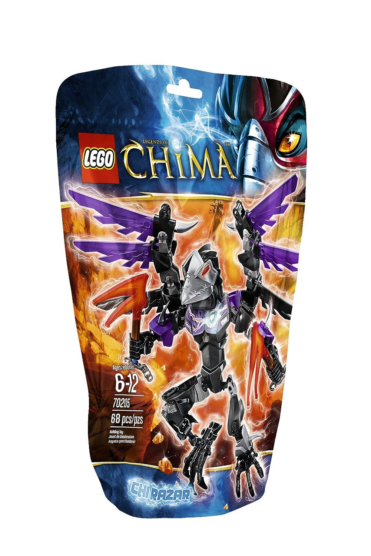 Lego Chima 70205 Chi Razar 673419191777 Ebay