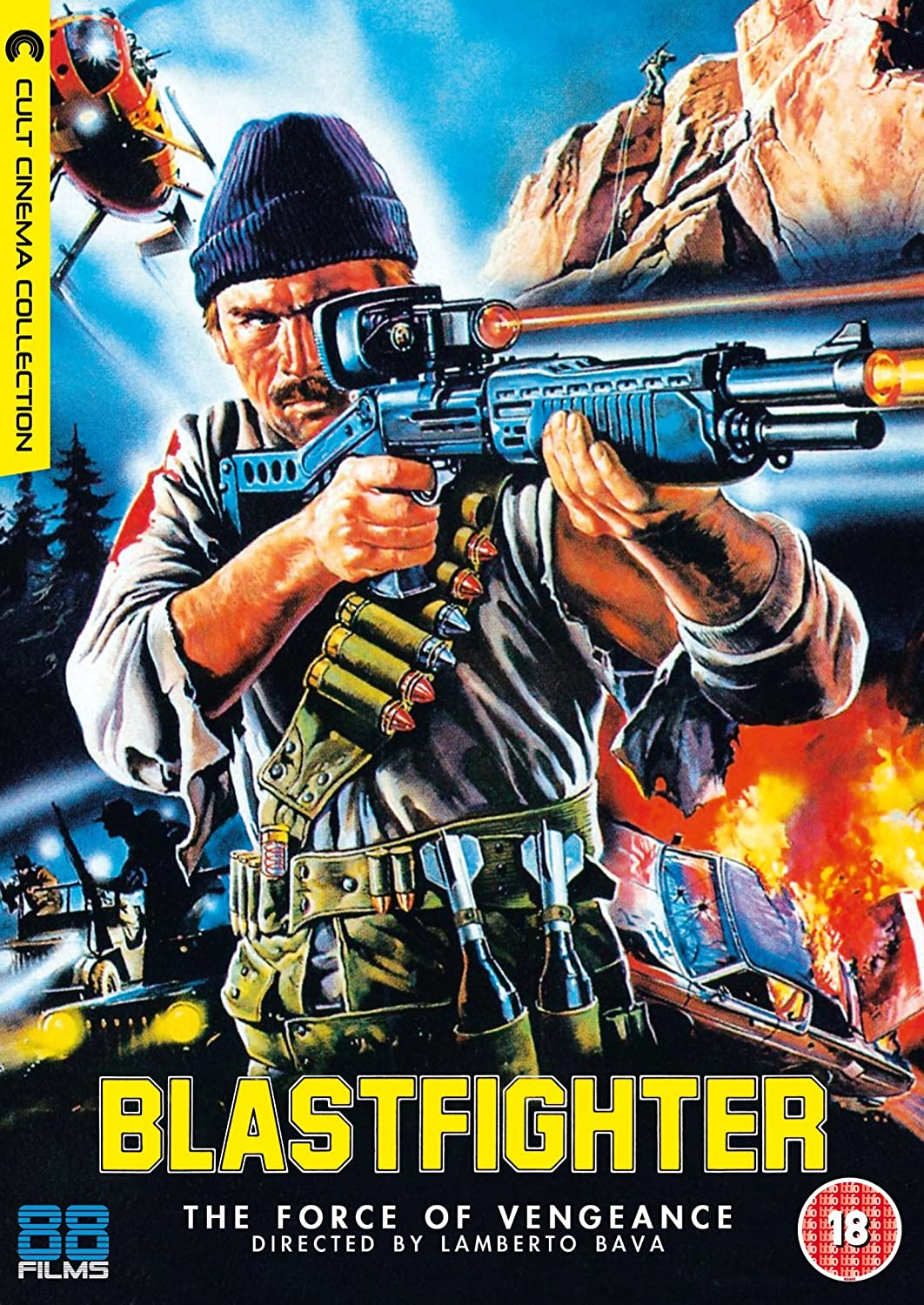 Blastfighter [Blu-ray] [Reino Unido]: Amazon.es: Michael ...