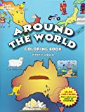 Around the World Coloring Book (Dover History Coloring Book)