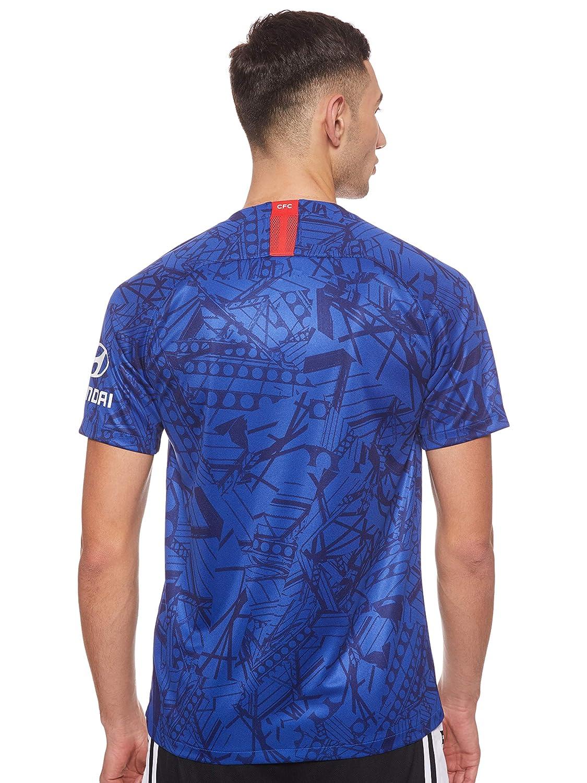Nike CFC M NK BRT STAD JSY SS HM Camiseta de Manga Corta, Hombre ...