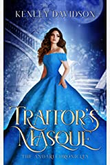 Traitor's Masque: A Retelling of Cinderella (The Andari Chronicles Book 1) Kindle Edition
