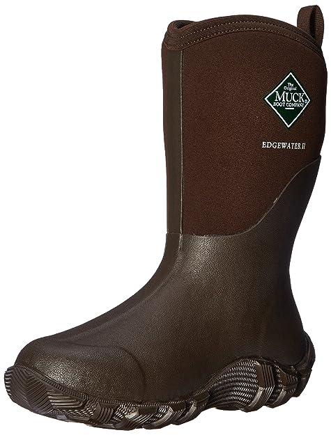 Zapatos marrones Muck Boot para mujer J30dAxTq