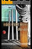 Indian Cricket History 1983-2011