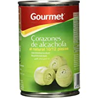 Gourmet - Corazones de alcachofa - al natural