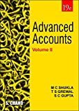 Advanced Accounts - Volume II