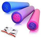 DB Praise ピラティスフォームローラー Pilates Foam Roller 特典:写真付きマニュアル 4色 健康器具 ローラー 効果的なスポーツトレーニング