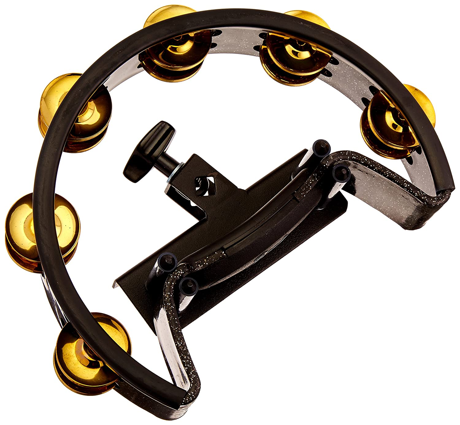 Pearl PTM10GH Ultra Grip Tambourine, Steel Jingles Pearl Corporation