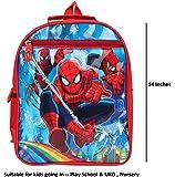 OKJI Enterprises Polyester 18 Ltr Pink School Bag
