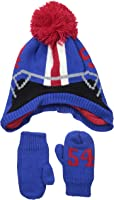 The Children's Place Boys' Bear Knit Winter Set