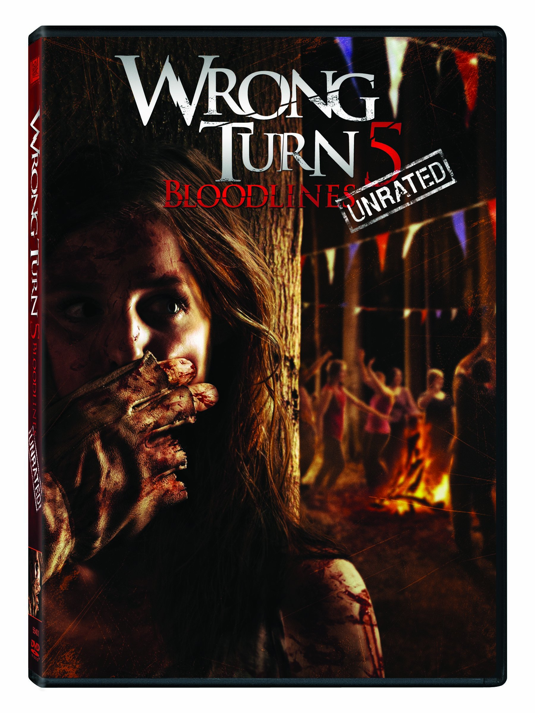 DVD : Wrong Turn 5: Bloodlines (AC-3, Dolby, Widescreen, )