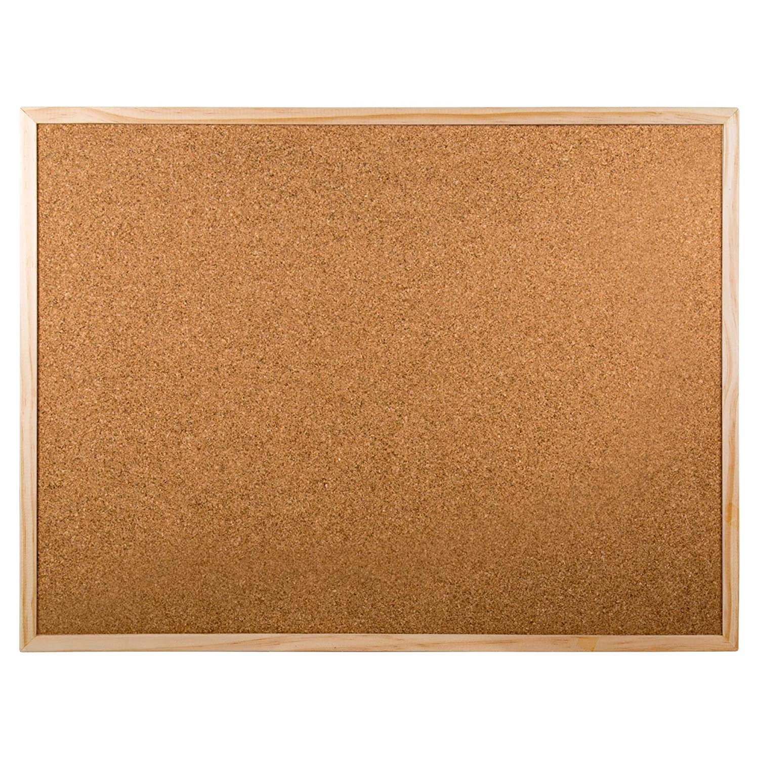 Office Works, Cork Board, 17 x 23 inches, Beige CTG Brands Inc. 30838