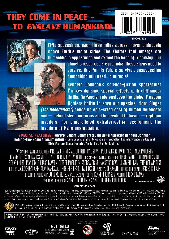 Amazon.com: V: The Original TV Miniseries: Various: Movies & TV