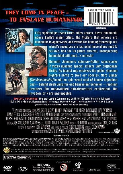 Amazon com: V: The Original TV Miniseries: Various: Movies & TV