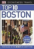 Top 10 Boston (DK Eyewitness Travel Guide)