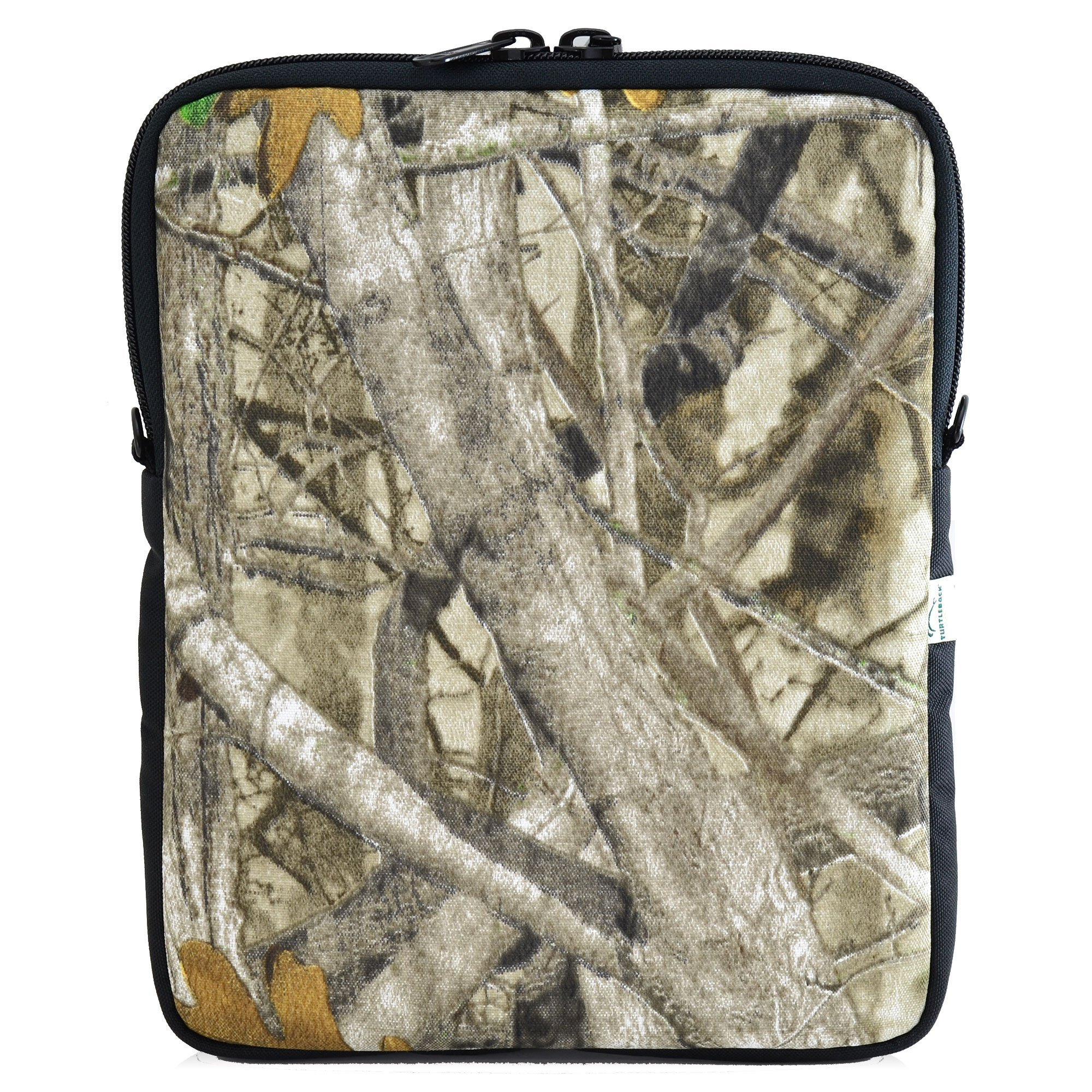 Turtleback Essential Gear for iPad Pro 10.5'' Tablet & Phone Pouch Carry Bag with Removable Shoulder Strap (Camouflage), Made in USA