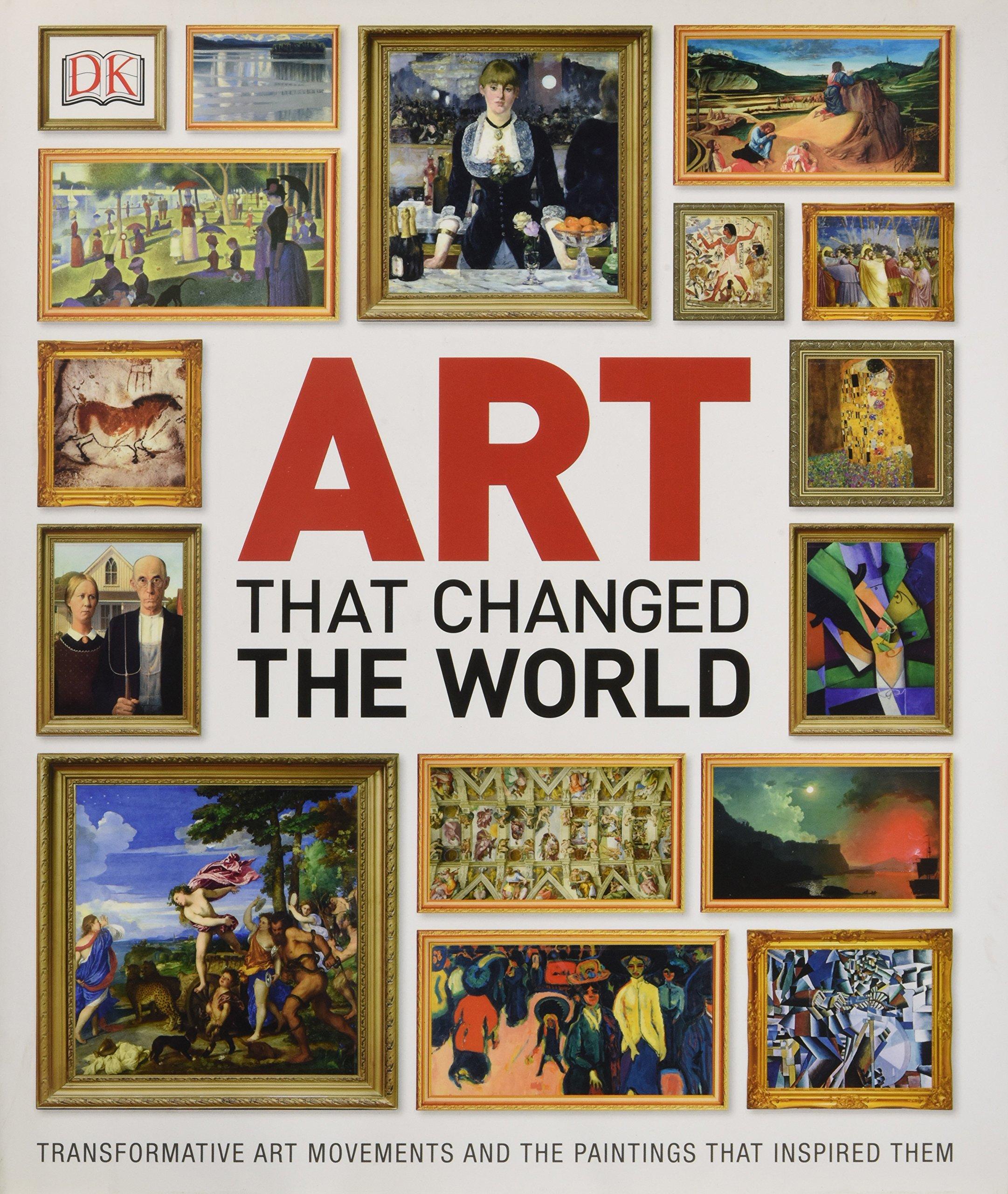 Art That Changed World DK