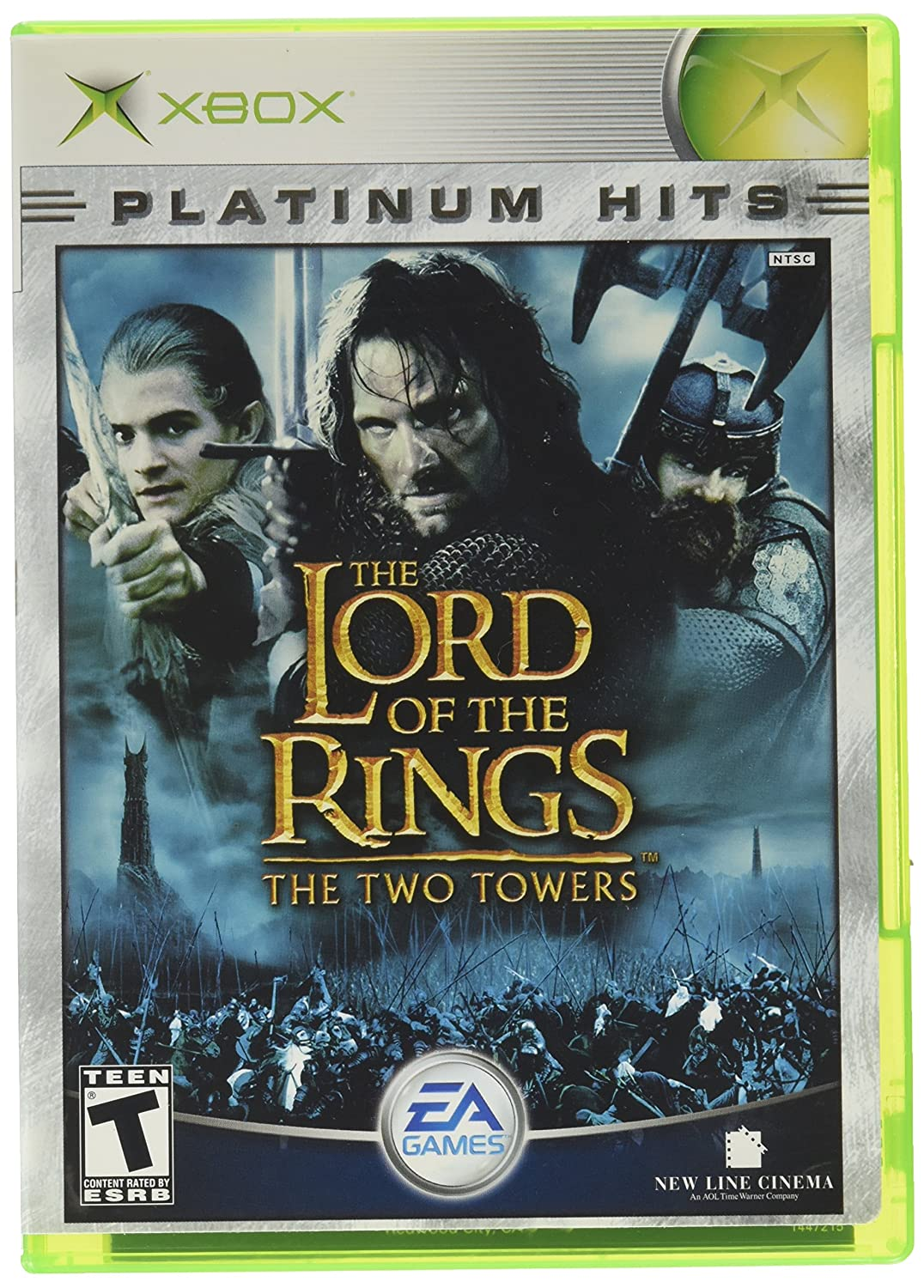 Amazon Com The Lord Of The Rings The Two Towers Artist Not Provided Video Games