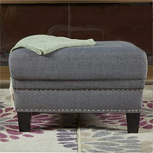 Coffee Table Ottoman Large Square
