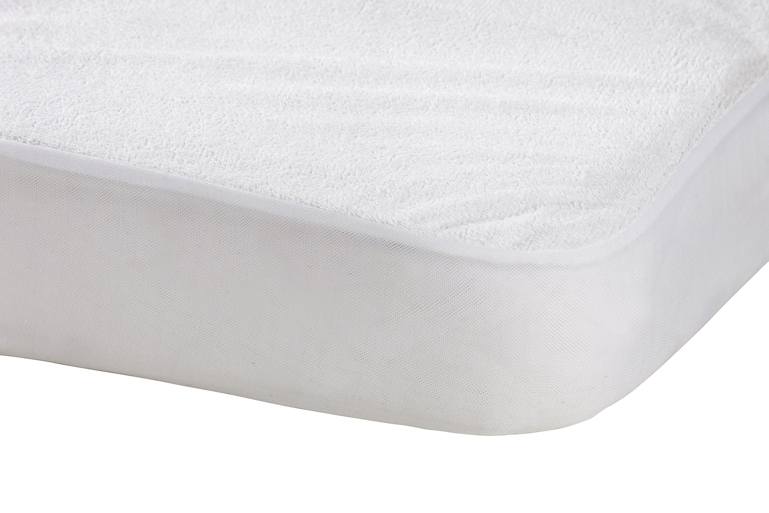 Playgro Bonne Santé Crib Mattress Protector Cotton Terry by Playgro