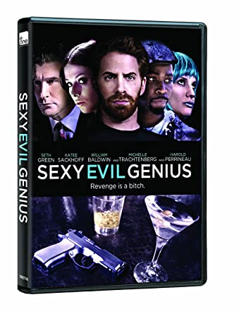 Sexy evil genius movie review