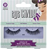 Eye Candy Strip Lashes 008 Dramatise 50's Look Natural False Lashes