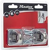 Master Lock 2 x Wall/Floor Bike Lock Anchors