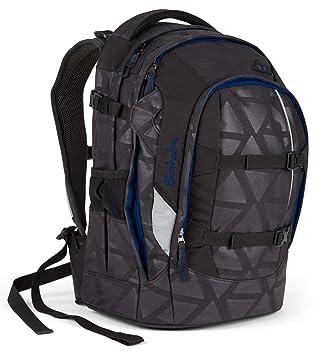 Genieße am niedrigsten Preis großer Rabatt Volumen groß satch pack Schulrucksack Black Triad