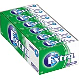 Extra Spearmint Sugar Free Pellet Chewing Gum, 10 Piece Pack (Pack of 24)