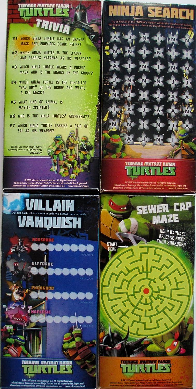 Kraft Macaroni y Queso – Teenage Mutant Ninja Turtles forma ...