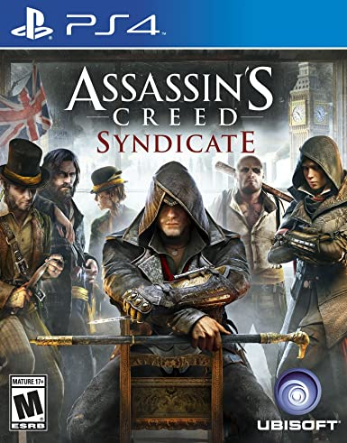 Ubisoft Assassins Creed Syndicate PS4 - Juego (PlayStation 4 ...