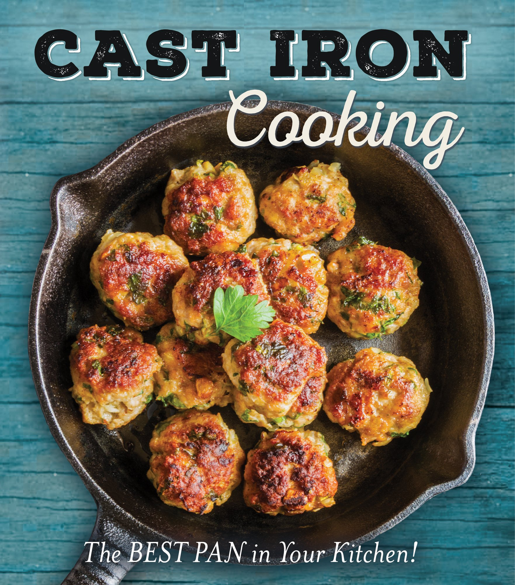 Cast Iron Cooking ebook