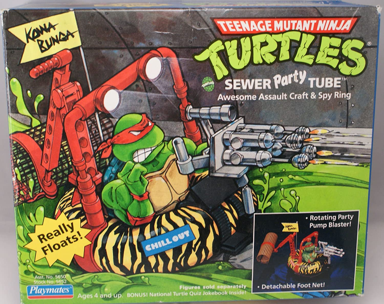 Amazon.com: Teenage Mutant Ninja Turtles TMNT Sewer Party ...