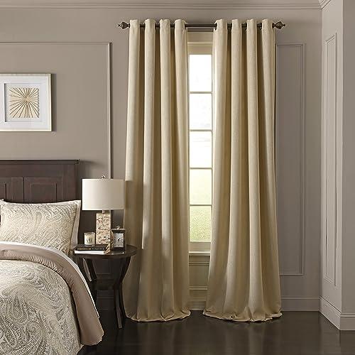 Cheap Beautyrest Blackout Curtains window curtain panel for sale