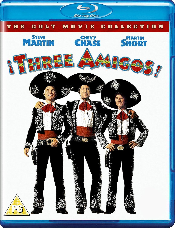 Three Amigos! [Blu-ray]