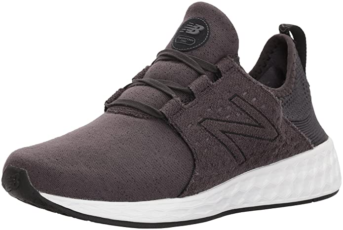 New Balance Fresh Foam Cruz Sport Pack Reflective Sneakers Laufschuhe Damen Schwarz (Black Phantom)