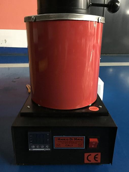 2 kg Mini horno de horno de fusión, Eléctrico, joyería fundición ...