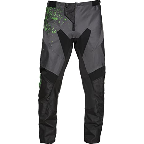Black MX Splat Motocross Pants