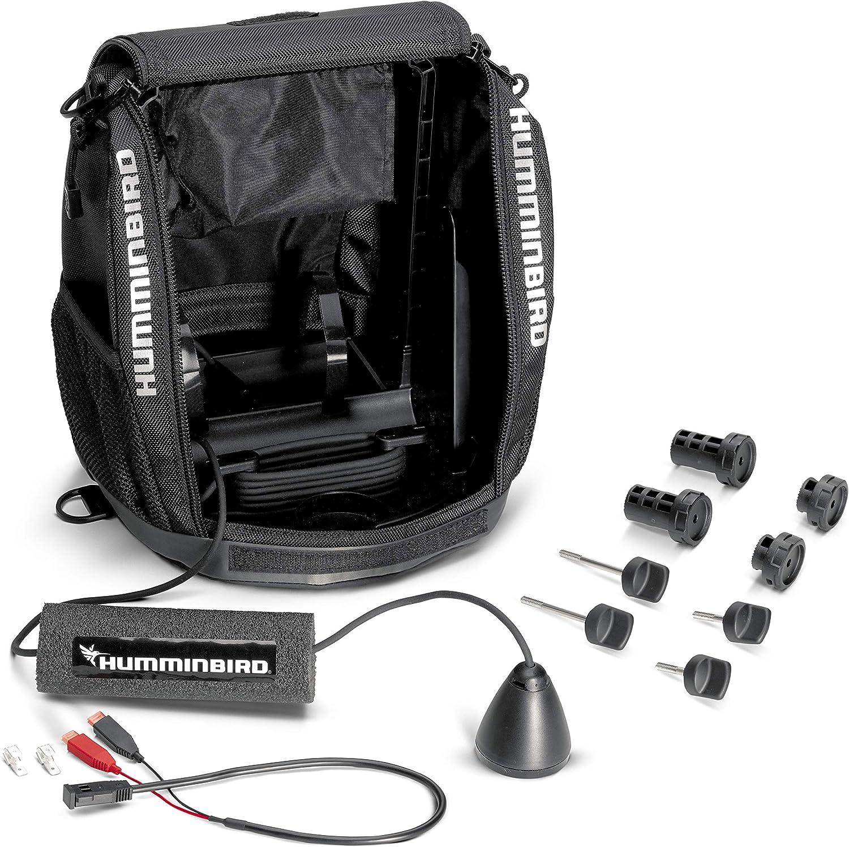 Humminbird 740178-1NB Humminbird 740178-1NB ICE PTC UNB2 XI 9 1521 FB Portable Ice Case with Chirp Ice Transducer, No Battery Configuration