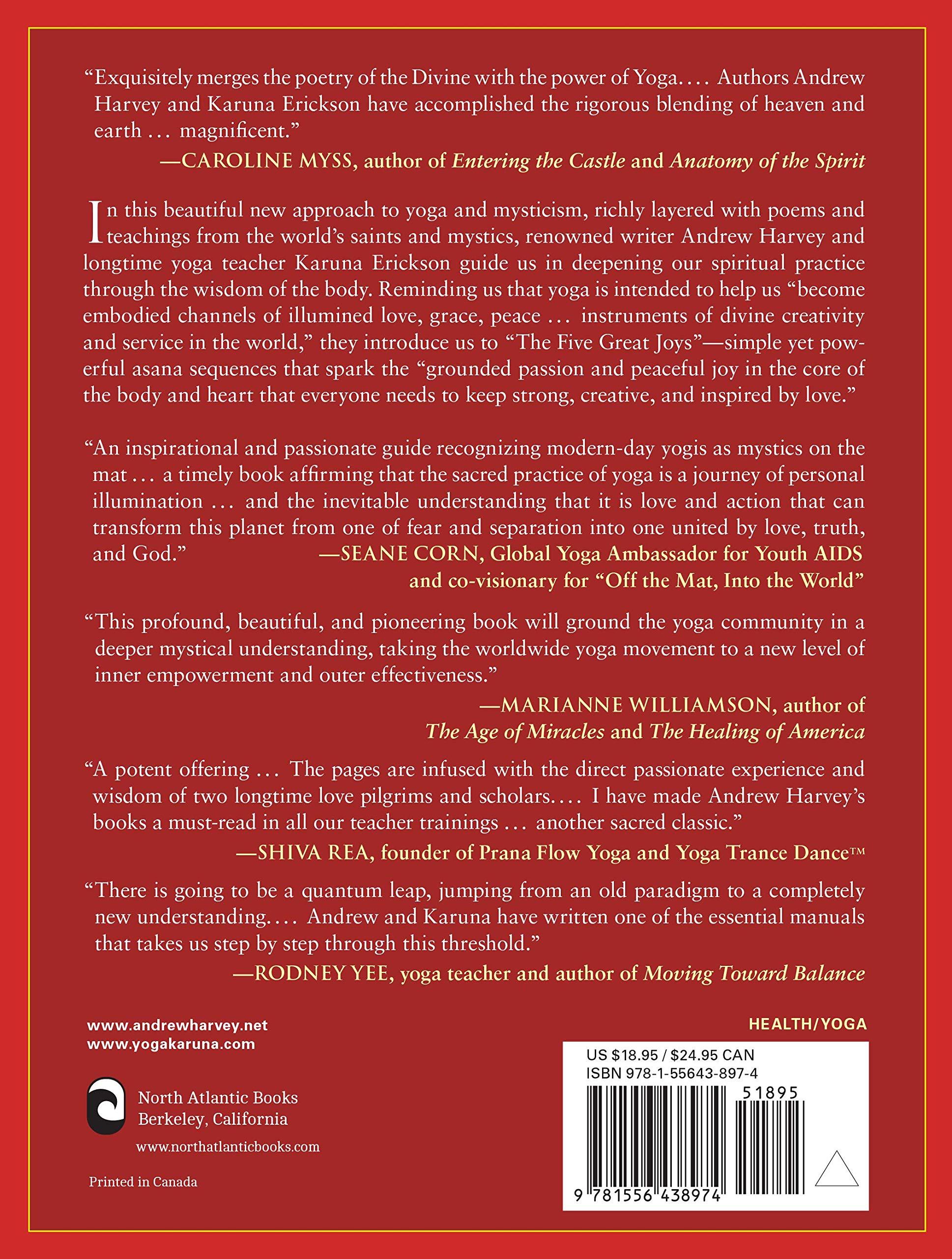 Heart Yoga: Amazon.es: Andrew Harvey, Karuna Erickson ...