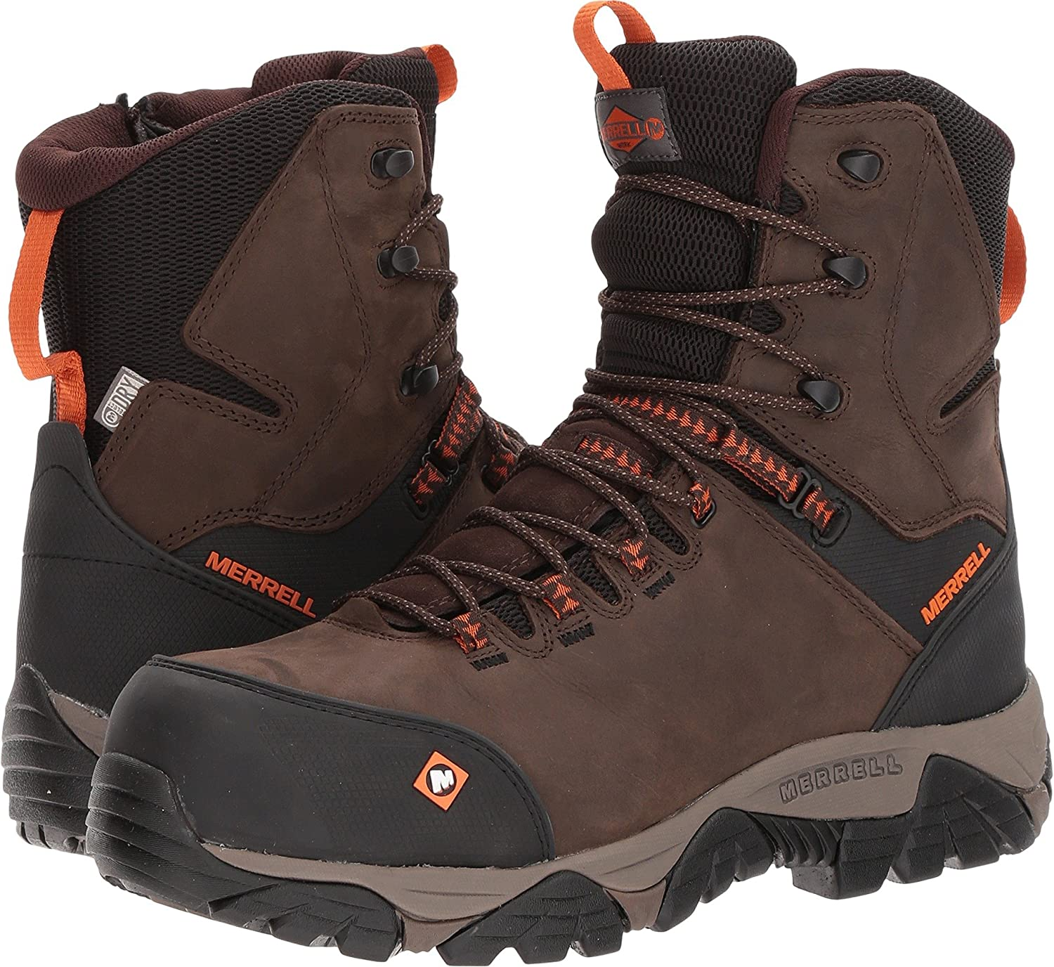 c7727be4a6 Merrell Work Men's Phaserbound 8