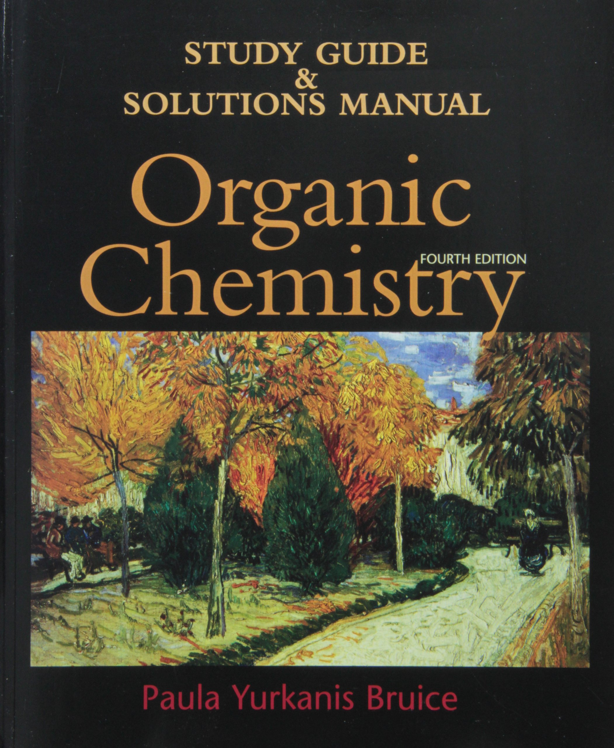 Study Guide/Solutions Manual: Amazon.co.uk: Paula Yurkanis Bruice:  9780131410107: Books