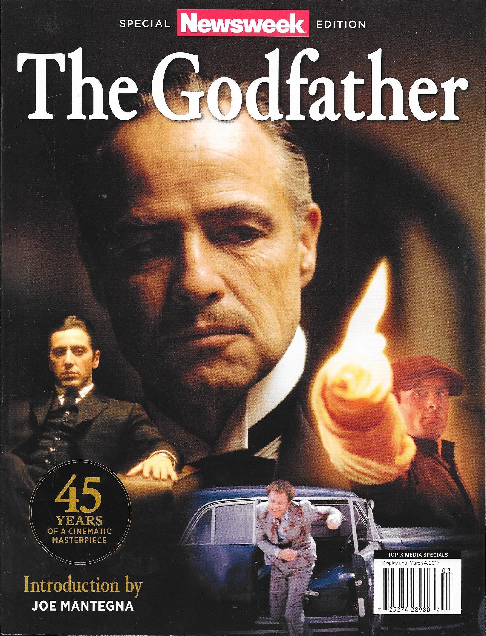 The Godfather 45th Anniversary of a Cinematic Masterpiece PDF
