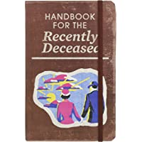 Beetlejuice: Handbook for the Recently Deceased Hardcover Ruled