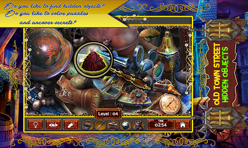 Amazon Com Hidden Objects Games For Free Appstore For Android