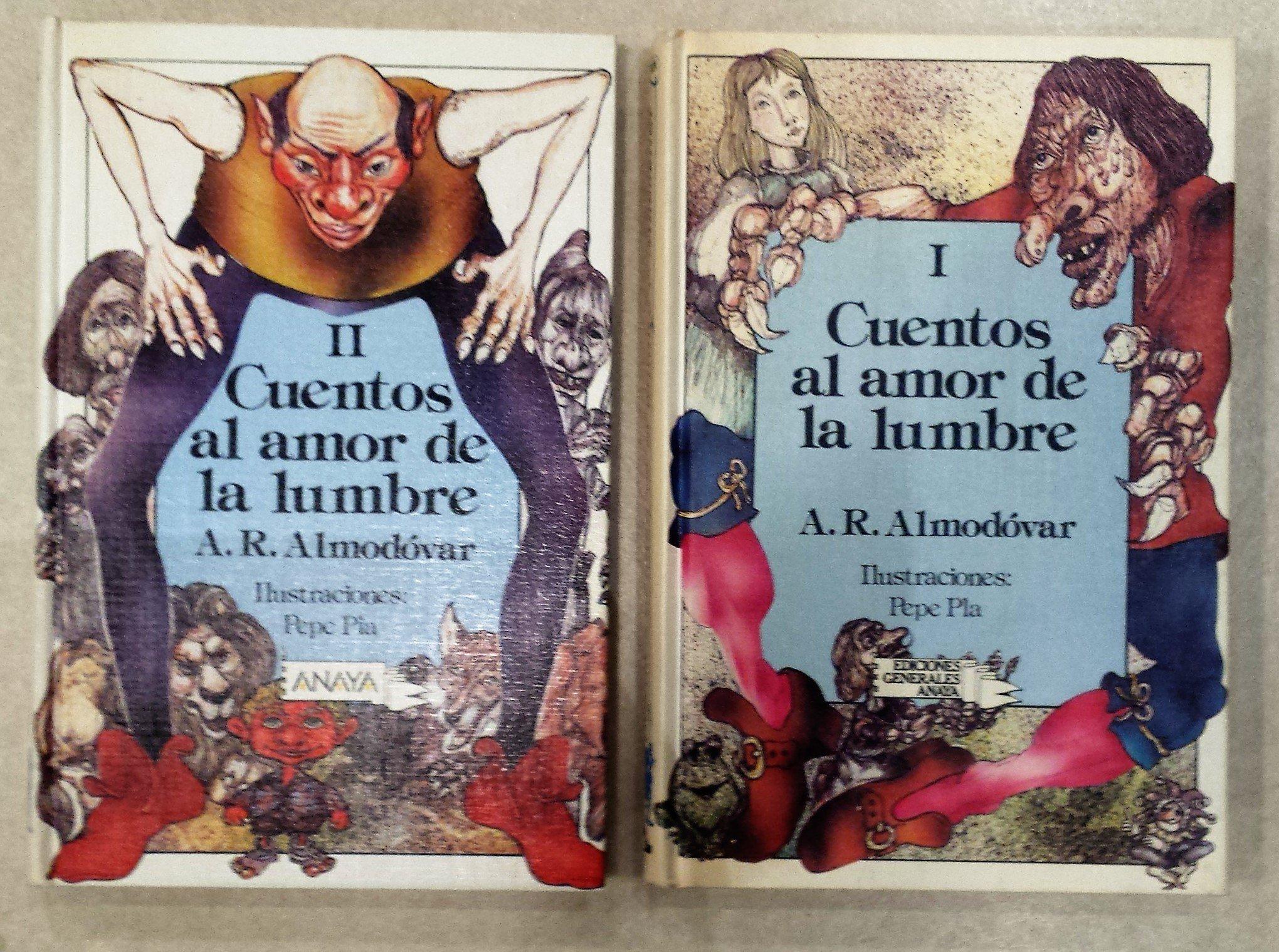 Cuentos al amor de la lumbre: Amazon.es: Antonio Rodriguez Almodovar: Libros