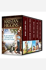 Blue Heron Complete Collection: An Anthology (The Blue Heron Series Book 1) Kindle Edition