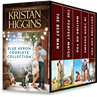 Blue Heron Complete Collection: The Best Man\The Perfect Match\Waiting On You\In Your Dreams\Anything for You (The Blue Heron Series)