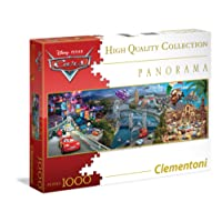 Clementoni Cars Panorama Puzzle (1000 Piece)